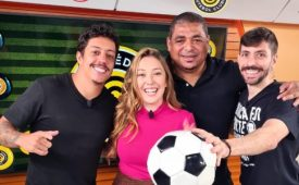 Jovem Pan e ViacomCBS se unem no Comédia Futebol Clube