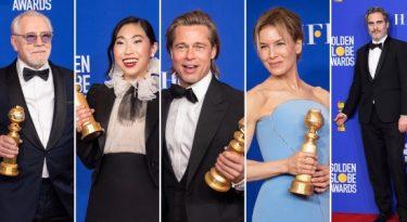 NBC desiste de transmitir o Globo de Ouro em 2022