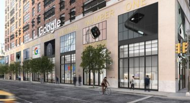 Google planeja abrir primeira loja em Nova York