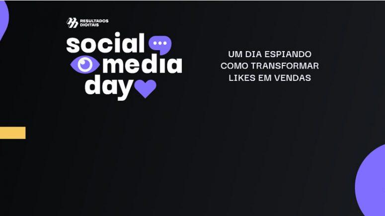 Resultados Digitais e Loja Integrada se unem para realizar o Social Media Day, evento online e gratuito