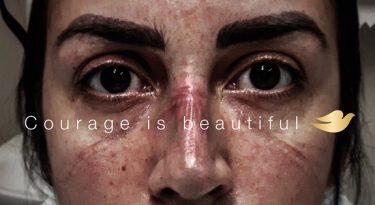 """Um toque brasileiro em """"Courage is Beautiful"""""""