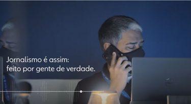 Globo destaca o lado humano dos jornalistas em campanha
