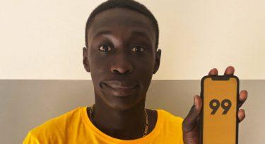 Fênomeno do TikTok, Khaby Lame, estreia campanha da 99