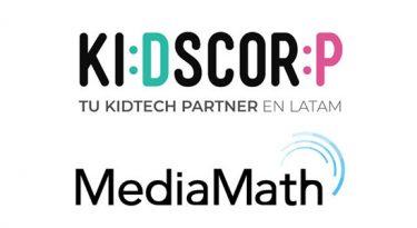 Kids Corp e MediaMath firmam parceria em programática