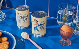 Pela primeira vez, Leite Moça tira camponesa das latas