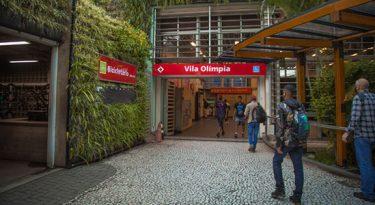Eletromidia e Santander apresentam estação sustentável em SP