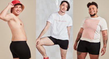 Pantys lança cueca menstrual no mercado brasileiro