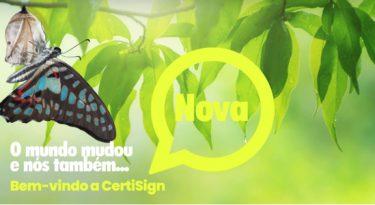 CertiSign renova marca e comunicação