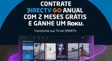 DirecTV Go e Roku criam oferta integrada