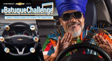 Chevrolet chega ao TikTok com Carlinhos Brown
