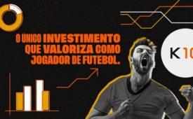 K10 aposta na união da bolsa com o futebol