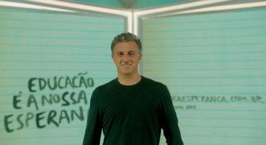 Com Luciano Huck, marca Domingão será mantida