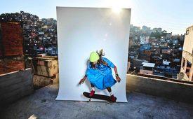 Em clima de conto de fadas, Rayssa Leal estrela campanha da Nike