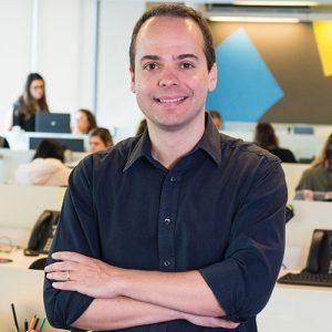 Felipe Maffei (acima) avalia que as mudanças de hábito do consumidor e o aumento das transações on-line são tendências irreversíveis