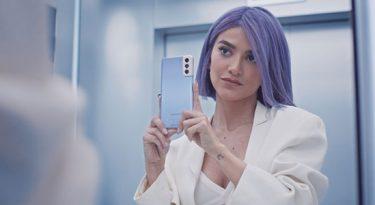 """Samsung apresenta """"O Extraordinário Mundo de Manu Gavassi"""""""
