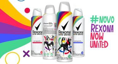Rexona lança edição colecionável com Now United