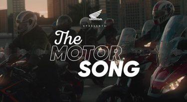 Sons de motos viram orquestra em ação da Honda