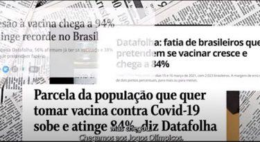 Projeto Verificado e Time Brasil se unem para combater desinformação