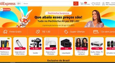 Como o AliExpress pretende competir no marketplace brasileiro