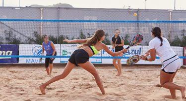 Vivo patrocina Beach Tennis World Cup no Brasil