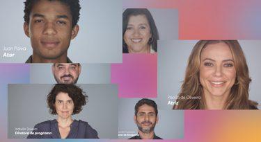 Em nova campanha, Globo destaca colaboradores
