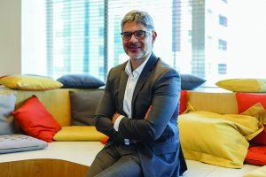 Heitor Pontes, diretor comercial e de marketing da JCDecaux no Brasil