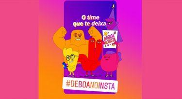 Instagram usa personagens para falar de segurança na campanha #DeBoaNoInsta