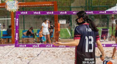Vivo patrocina arena dedicada à prática esportiva pelas mulheres
