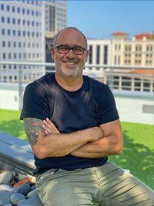 Alexandre Cardoso, CEO global da empresa