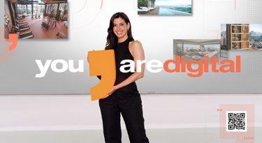 Com Camila Coutinho, You,Inc. lança primeira campanha institucional