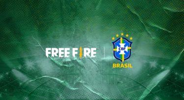 Free Fire assina contrato com CBF
