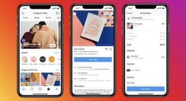 Instagram lança anúncios na aba Shop