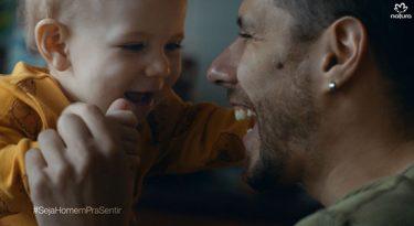 Como é a figura do pai na publicidade atual?