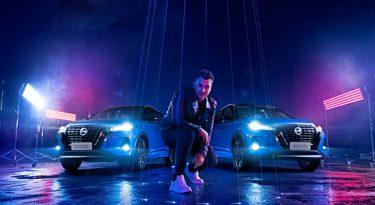 Nissan Kicks estreia no mundo da música com Bruno Martini