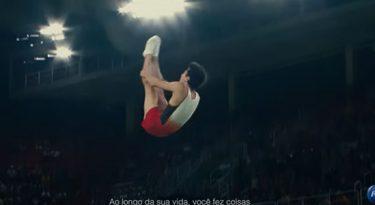 P&G usa Olimpíada para inspirar os campeões do amanhã