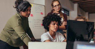 Futuro do trabalho: Pense simples, teste e use o poder da colaboração