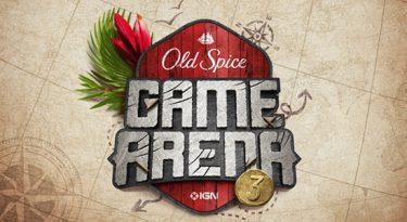 Old Spice Game Arena chega a sua terceira edição