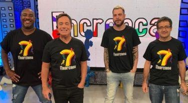 Após saída da RedeTV, elenco do Encrenca vai para Band