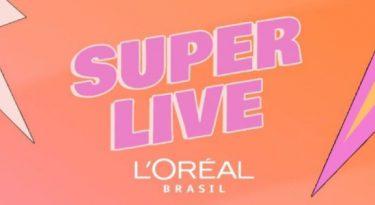 L'Oréal Brasil realizará 1ª live commerce com marcas de todas as divisões