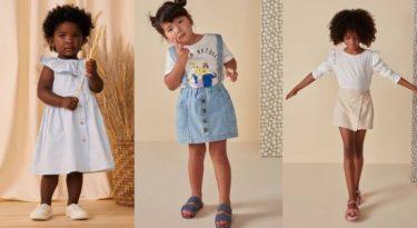 Amaro estreia categoria Kids com itens de moda, casa e cuidado
