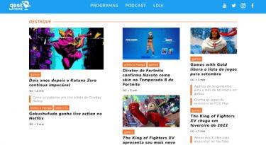 Geek Here, hub de entretenimento geek, chega ao mercado