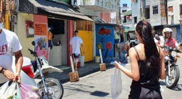 Pesquisa indica preferências de consumo em favelas