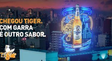 Heineken começa a apresentar Tiger ao público brasileiro