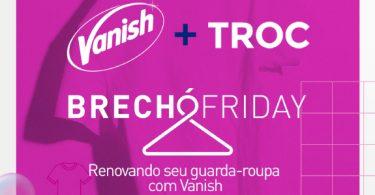 "Com ""Brechó Friday"", Vanish apresenta propósito de consumo consciente"