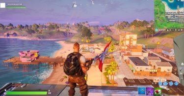 Nós vamos invadir sua praia, Fortnite!