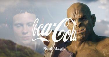 Coca-Cola aposta na retomada mágica dos encontros reais